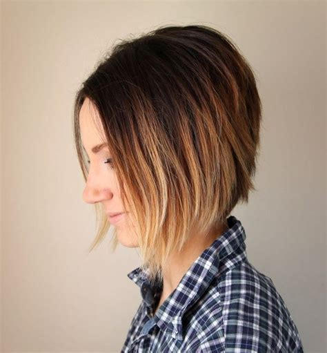 sombre short hairstyles 17 best ideas about short sombre hair on pinterest