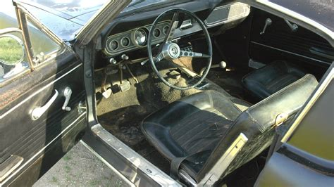 mustang 66 interior rusting 1966 mustang fastback