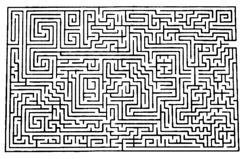 medium hard mazes www pixshark com images galleries