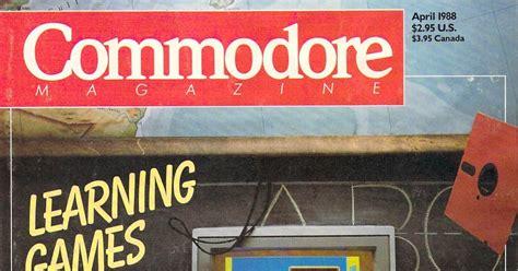 Magazine Show Vol 2 April 10 Featuring by Megalextoria Commodore Magazine April 1988