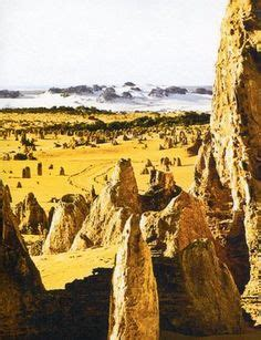 pinnacles  western australia vacation western australia