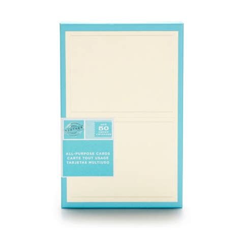 Gartner Studios Templates For All Purpose Cards gartner studios ivory pearl border all purpose blank cards