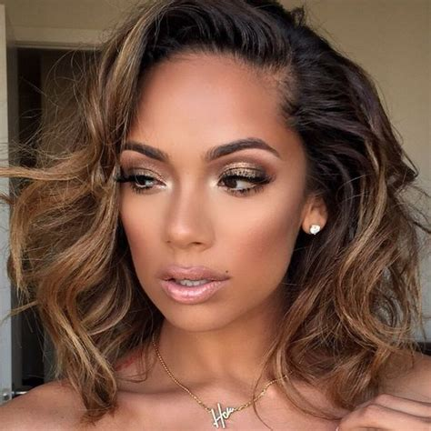 erica mena hair beautiful is beautiful and hair on pinterest