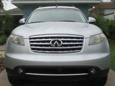 how to sell used cars 2006 infiniti fx electronic valve timing sell used 2006 infiniti fx in spring hill florida united states for us 7 000 00