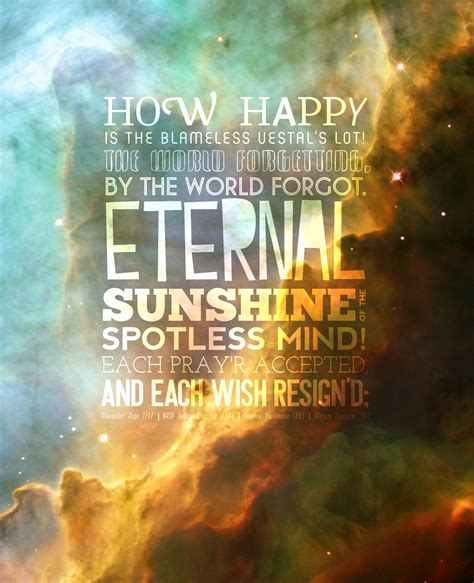 eternal of the spotless mind quotes eternal of the spotless mind quote pope