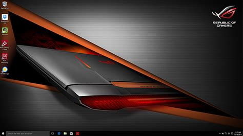 asus g751jy wallpaper asus rog g752vt gaming laptop review page 3 hothardware