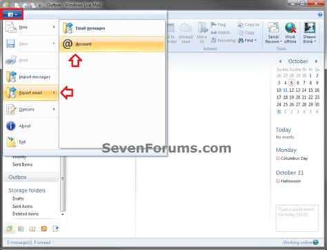 email live through one of your posts i have found out how to back up