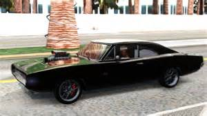 Dodge Charger Dominic Gta San Andreas Dodge Charger Rt Dominic Toretto Fnf 7