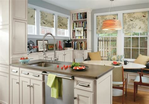 aristokraft durham cabinets transitional kitchen