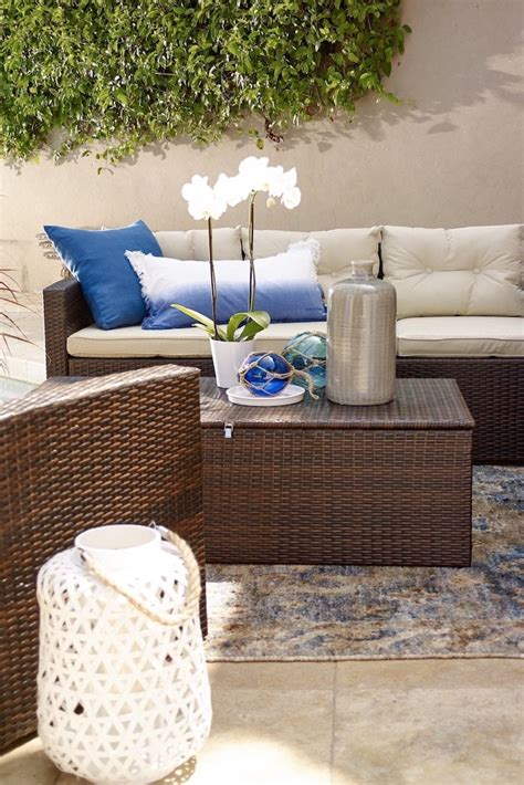 patio furniture overstock how to choose summer patio furniture for small spaces