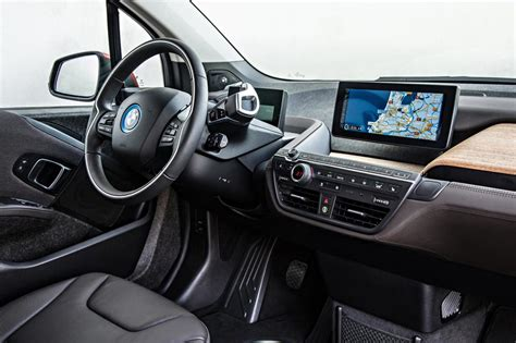 bmw i3 interni bmw i3 interior passenger inside photo on automoblog net