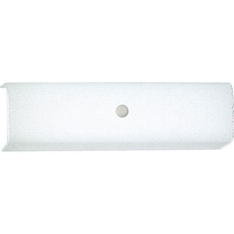 White Bathroom Lighting Progress Lighting 2 Light White Vanity Light P3111 30 The Home Depot