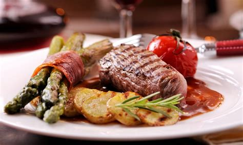 haircut deals wolverhton two course steak meal with wine the galleon mk groupon