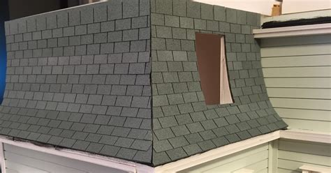 dollhouse shingles dollhouse roof shingles the kinfeld