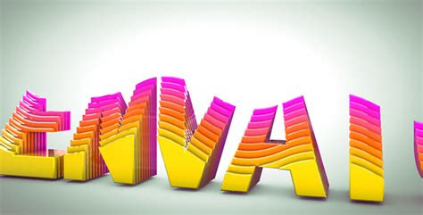 cinema 4d templates multiline text colors by rgraphicsdesign videohive