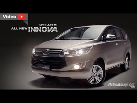 Toyota Innova Reborn 2 0 G Mt 2016 all new toyota kijang innova 2016