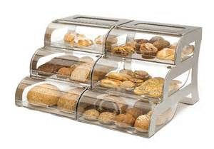 large tiered bakery display pastry steel frame