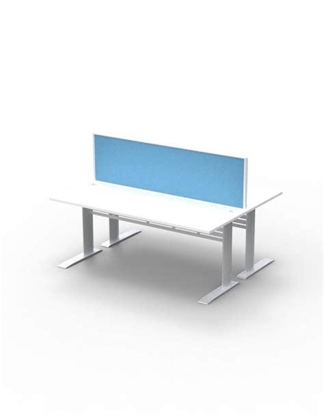 2 Workstation Desk by 2 Person Back To Back Workstations Desk Mount Screens