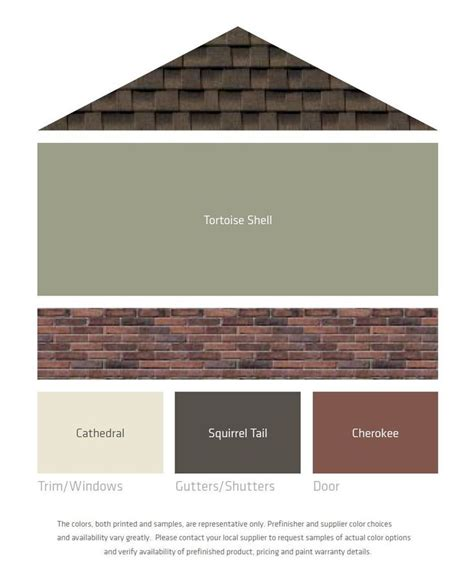 best paint colors to pair with brick walls the paint schemes for house exterior brown roofs