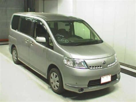 2006 Nissan Serena Pictures