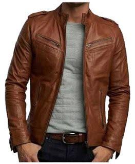 Murah Jaket Semi Kulit Pria Menyerupai Kulit Asli Bahan Tebal Dan Lem jual jaket kulit asli pria wanita murah terima pesanan