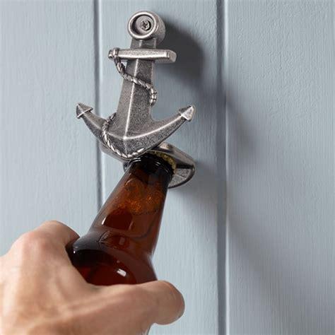 anchor bottle opener wall mount novelty wall mounted bottle opener anchor for the home