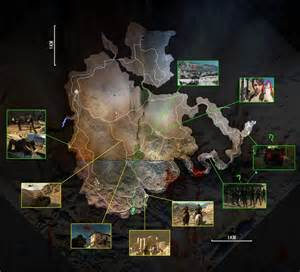 mgsv africa map metal gear solid 5 the phantom map analysis reveals world ign boards