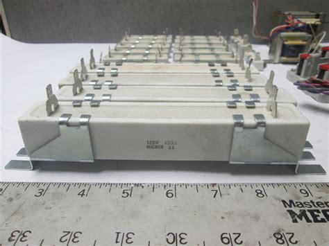 resistor kapasitor transformator lot misc electronics transformer resistor capacitor diode fuse 5p3k3710 southern surplus inc