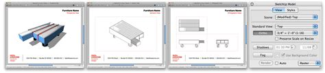sketchup layout template edit connecting sketchup scenes to layout templates sketchup blog