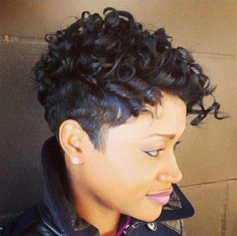 15 best ideas of short hairstyles for black round faces 15 best ideas of short haircuts for black teenage girls