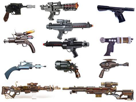 design gun game hayden wakeling gaming futuristic gun designs