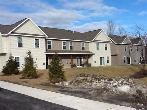 ridgeview townhomes the crossings wilton ny