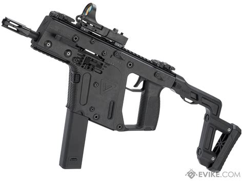 airsoft evikecom kriss usa licensed kriss vector airsoft aeg smg rifle by