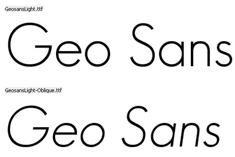 Geo Sans Light by Webair Web For 187 70 High Quality Free Fonts For Designers