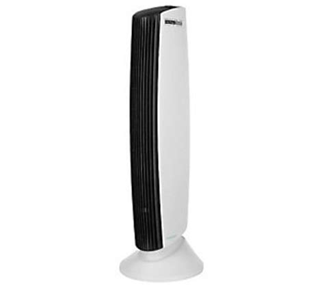 sharper image quadra ionic breeze air purifier   minute boost qvccom