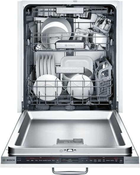 bosch dishwasher sanitize light shv89pw53n bosch benchmark 24 quot dishwasher 40 db water