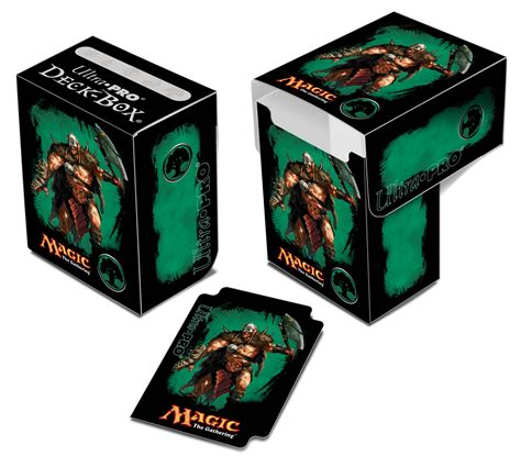 Deck Boxes Mtg by Ultra Pro Magic The Gathering Mana 4 Planeswalker Deck Box