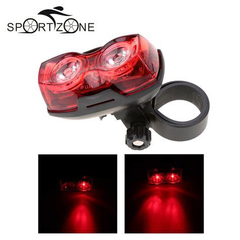 light 2 bike aliexpress com buy bright bike bicycle lights 2 led 3