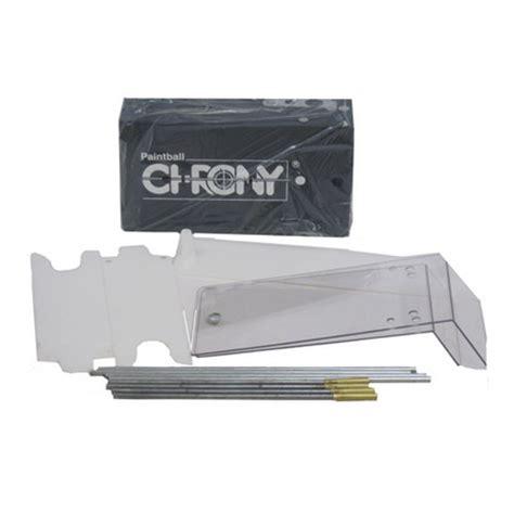 shooting chrony led light kit caldwell ballistic precision chronograph prem kit 721122