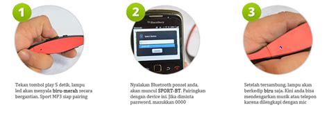 Armband Sport Murah Buat Lari Pagi sport mp3 player bluetooth in ear headset