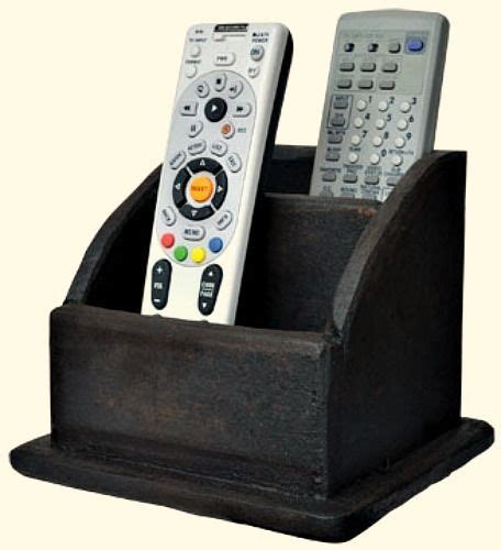 Holder Remote Controls Tempat Naruh Remote new primitive country rustic black wood box remote holder organizer country wood