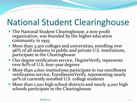 national student loan clearing house student loan clearing house 28 images academic history
