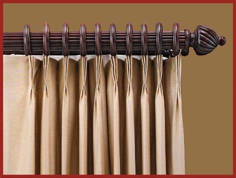 Decorative Rods For Curtains Decorative Traverse Curtain Rod W Rings Curtain Menzilperde Net