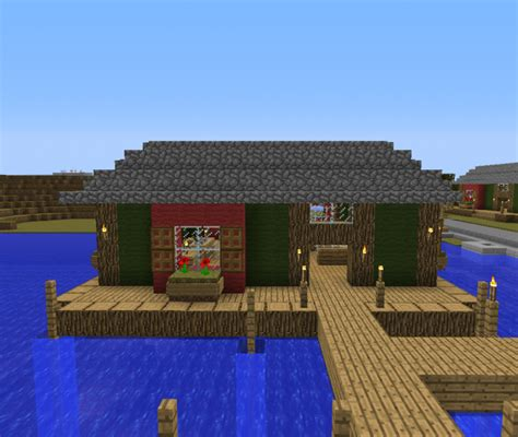 minecraft boat generator how to make a house boat in minecraft 28 images
