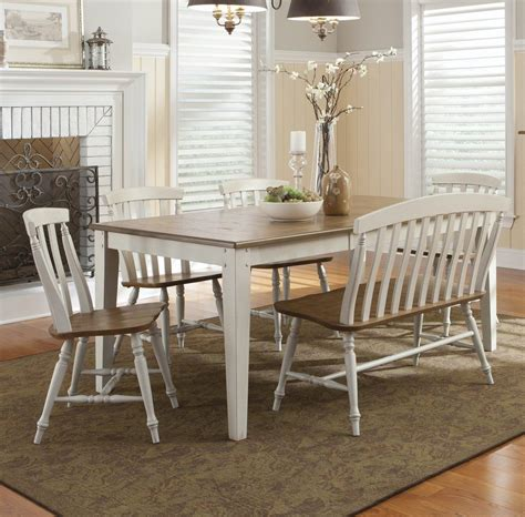 Dining Room Table And Benches Wonderful Dining Room Benches With Backs Homesfeed