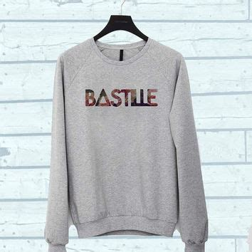 Hoodie Bastille With Back Print Jidnie Clothing shop bastille sweater on wanelo