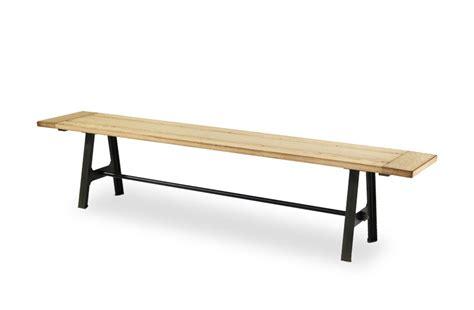 Banc De Table by Banc De Table Industriel En Bois Et Pied M 233 Tal Factory