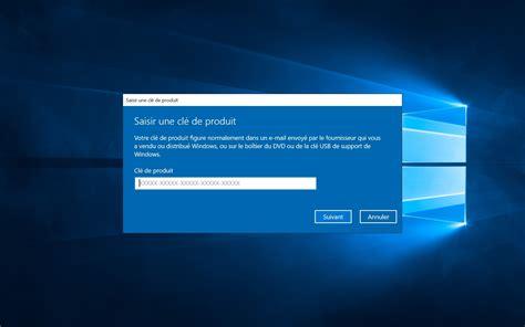 comment retrouver la cle de produit windows avant une