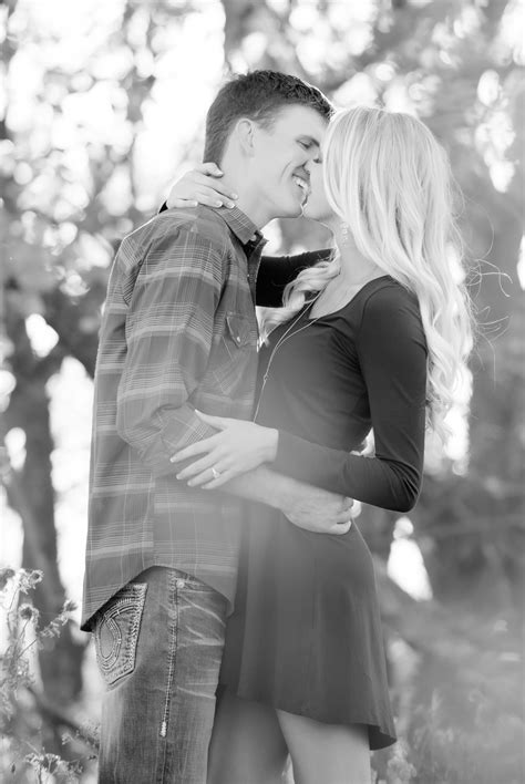 Kayla and Patrick   Des Moines Engagement Photographer