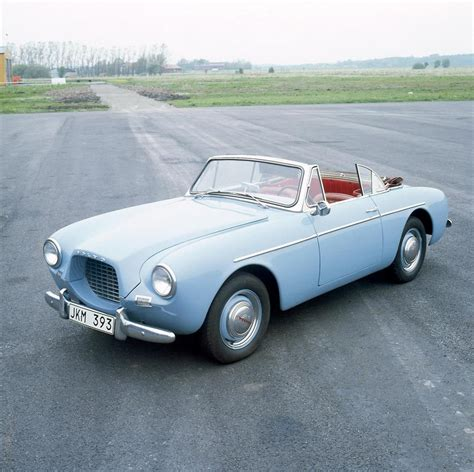 volvo sports cars auction results and data for 1956 volvo sport